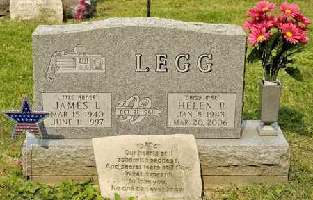 LEGG, JAMES L - Richland County, Ohio | JAMES L LEGG - Ohio Gravestone Photos