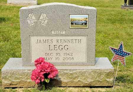 LEGG, JAMES KENNETH - Richland County, Ohio | JAMES KENNETH LEGG - Ohio Gravestone Photos
