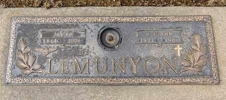 LEMUNYON, JAMES - Richland County, Ohio | JAMES LEMUNYON - Ohio Gravestone Photos
