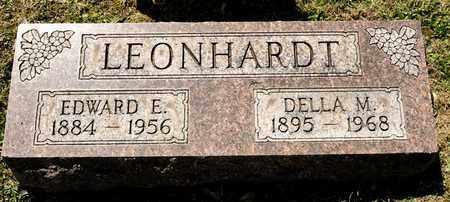 LEONHARDT, DELLA M - Richland County, Ohio | DELLA M LEONHARDT - Ohio Gravestone Photos