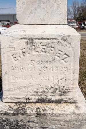 LEPEZ, E F - Richland County, Ohio | E F LEPEZ - Ohio Gravestone Photos
