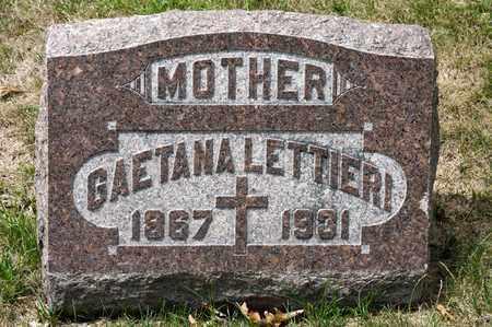 LETTIERI, GAETANA - Richland County, Ohio   GAETANA LETTIERI - Ohio Gravestone Photos