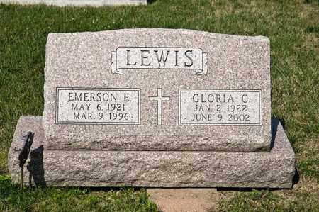 LEWIS, GLORIA C - Richland County, Ohio | GLORIA C LEWIS - Ohio Gravestone Photos
