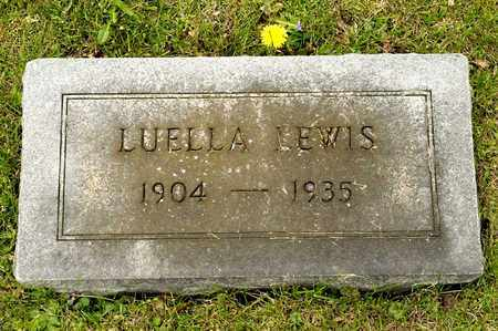 LEWIS, LUELLA - Richland County, Ohio | LUELLA LEWIS - Ohio Gravestone Photos