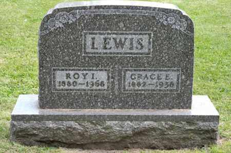 LEWIS, ROY I - Richland County, Ohio | ROY I LEWIS - Ohio Gravestone Photos