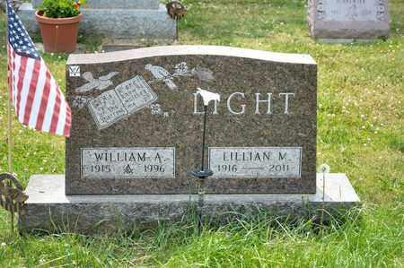 LIGHT, LILLIAN M - Richland County, Ohio | LILLIAN M LIGHT - Ohio Gravestone Photos