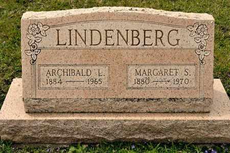 LINDENBERG, MARGARET S - Richland County, Ohio | MARGARET S LINDENBERG - Ohio Gravestone Photos