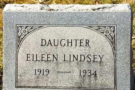 LINDSEY, EILEEN - Richland County, Ohio   EILEEN LINDSEY - Ohio Gravestone Photos