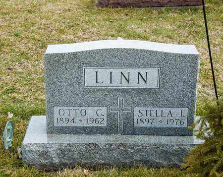 LINN, OTTO C - Richland County, Ohio | OTTO C LINN - Ohio Gravestone Photos