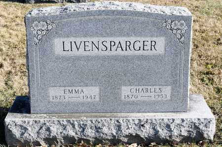 LIVENSPARGER, CHARLES - Richland County, Ohio | CHARLES LIVENSPARGER - Ohio Gravestone Photos