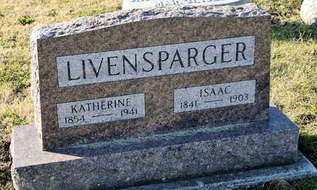 LIVENSPARGER, ISAAC - Richland County, Ohio | ISAAC LIVENSPARGER - Ohio Gravestone Photos