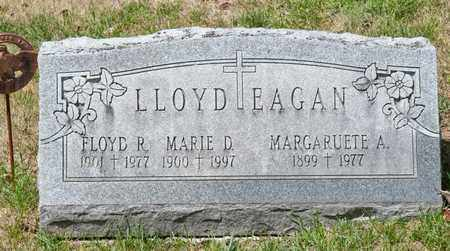 EAGAN, MARGARUETE A - Richland County, Ohio | MARGARUETE A EAGAN - Ohio Gravestone Photos