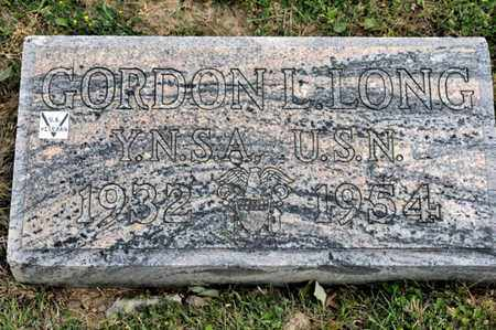 LONG, GORDON L - Richland County, Ohio | GORDON L LONG - Ohio Gravestone Photos