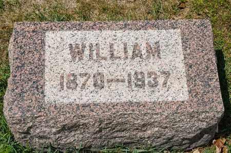 LONG, WILLIAM - Richland County, Ohio   WILLIAM LONG - Ohio Gravestone Photos