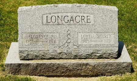 LONGACRE, FLORENCE B - Richland County, Ohio | FLORENCE B LONGACRE - Ohio Gravestone Photos