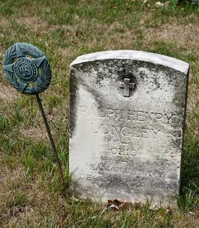 LONGLEY, RALPH HENRY - Richland County, Ohio | RALPH HENRY LONGLEY - Ohio Gravestone Photos