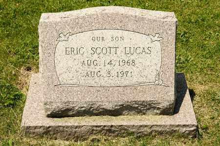 LUCAS, ERIC SCOTT - Richland County, Ohio | ERIC SCOTT LUCAS - Ohio Gravestone Photos