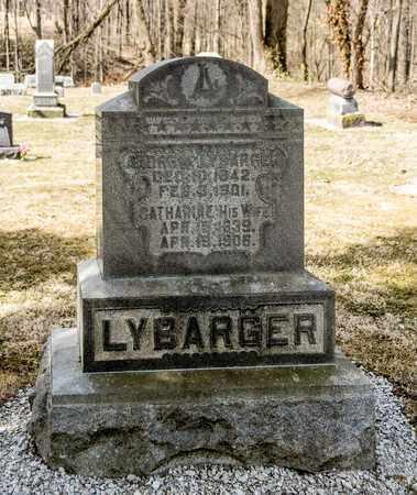 LYBARGER, ANDREW - Richland County, Ohio   ANDREW LYBARGER - Ohio Gravestone Photos