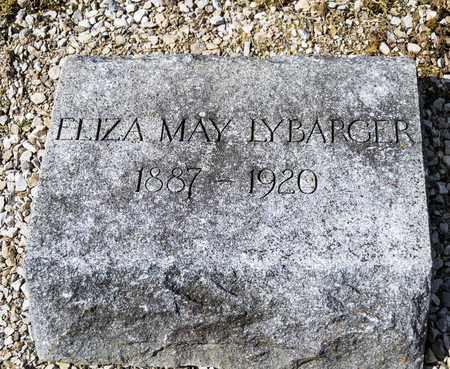 LYBARGER, ELIZA MAY - Richland County, Ohio   ELIZA MAY LYBARGER - Ohio Gravestone Photos