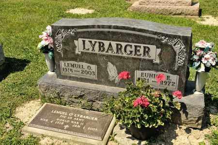 LYBARGER, LEMUEL O - Richland County, Ohio | LEMUEL O LYBARGER - Ohio Gravestone Photos