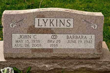 LYKINS, JOHN C - Richland County, Ohio   JOHN C LYKINS - Ohio Gravestone Photos