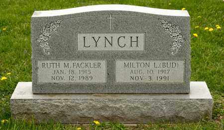 LYNCH, RUTH M - Richland County, Ohio | RUTH M LYNCH - Ohio Gravestone Photos