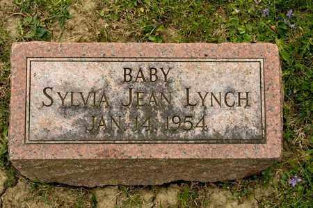 LYNCH, SYLVIA JEAN - Richland County, Ohio | SYLVIA JEAN LYNCH - Ohio Gravestone Photos