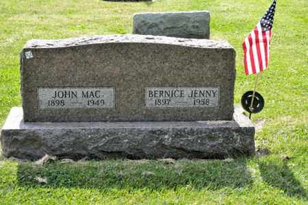 MAC, JOHN - Richland County, Ohio | JOHN MAC - Ohio Gravestone Photos