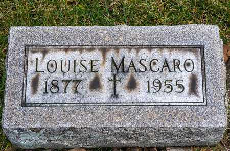 MACARO, LOUISE - Richland County, Ohio | LOUISE MACARO - Ohio Gravestone Photos