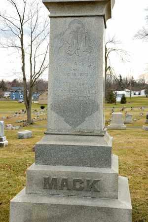 MACK, SOPHRONIA - Richland County, Ohio | SOPHRONIA MACK - Ohio Gravestone Photos