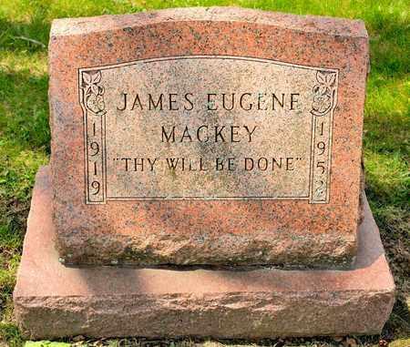 MACKEY, JAMES EUGENE - Richland County, Ohio   JAMES EUGENE MACKEY - Ohio Gravestone Photos