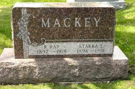 MACKEY, R RAY - Richland County, Ohio   R RAY MACKEY - Ohio Gravestone Photos