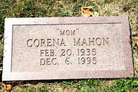 MAHON, CORENA - Richland County, Ohio | CORENA MAHON - Ohio Gravestone Photos