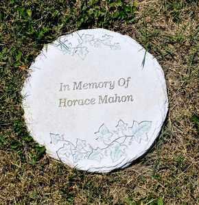 MAHON, HORACE - Richland County, Ohio | HORACE MAHON - Ohio Gravestone Photos