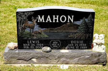 MAHON, DOVIE - Richland County, Ohio | DOVIE MAHON - Ohio Gravestone Photos