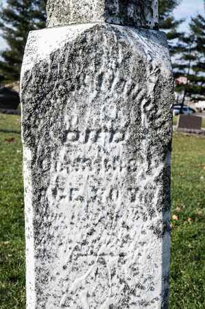 MAHONY, PATRICK - Richland County, Ohio | PATRICK MAHONY - Ohio Gravestone Photos