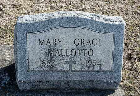 FARANDA MALLOTTO, MARY GRACE - Richland County, Ohio | MARY GRACE FARANDA MALLOTTO - Ohio Gravestone Photos