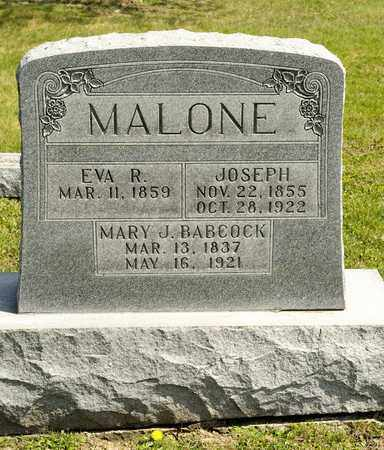 MASSINGER MALONE, EVA R - Richland County, Ohio | EVA R MASSINGER MALONE - Ohio Gravestone Photos