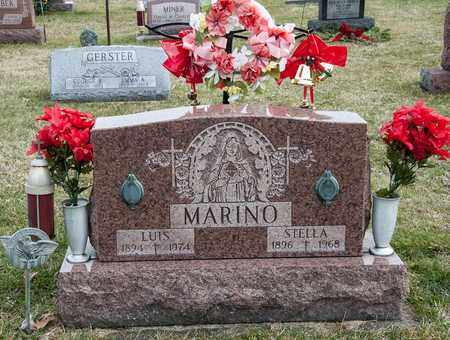 MARINO, LUIS - Richland County, Ohio | LUIS MARINO - Ohio Gravestone Photos