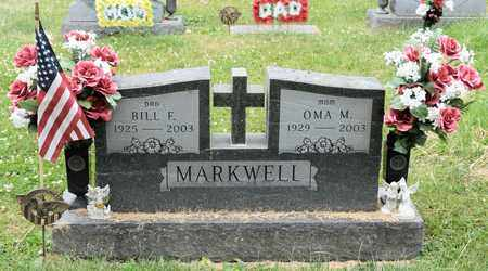 MARKWELL, OMA M - Richland County, Ohio | OMA M MARKWELL - Ohio Gravestone Photos