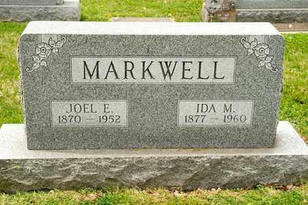 MARKWELL, IDA M - Richland County, Ohio | IDA M MARKWELL - Ohio Gravestone Photos