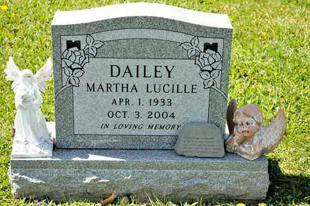 MARTHA, LUCILLE - Richland County, Ohio | LUCILLE MARTHA - Ohio Gravestone Photos