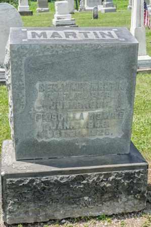 MARTIN, PRISCILLA - Richland County, Ohio | PRISCILLA MARTIN - Ohio Gravestone Photos