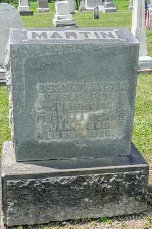 MARTIN, BENJAMIN - Richland County, Ohio | BENJAMIN MARTIN - Ohio Gravestone Photos