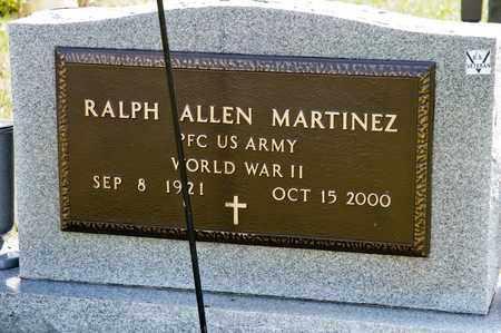 MARTINEZ, RALPH ALLEN - Richland County, Ohio   RALPH ALLEN MARTINEZ - Ohio Gravestone Photos