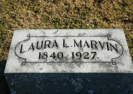 MARVIN, LAURA L - Richland County, Ohio | LAURA L MARVIN - Ohio Gravestone Photos