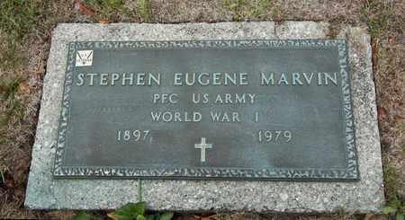 MARVIN, STEPHEN EUGENE - Richland County, Ohio   STEPHEN EUGENE MARVIN - Ohio Gravestone Photos