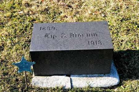 MARVIN, TIP S - Richland County, Ohio | TIP S MARVIN - Ohio Gravestone Photos