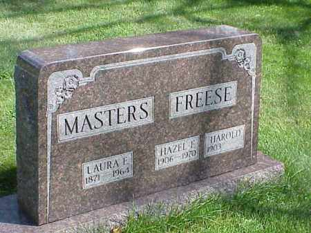 FREESE, HAZEL E. - Richland County, Ohio | HAZEL E. FREESE - Ohio Gravestone Photos