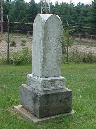 MATHIA, JACOB - Richland County, Ohio | JACOB MATHIA - Ohio Gravestone Photos